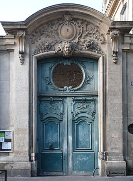 Door of No 5